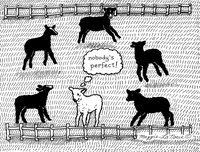 Nobody's Perfect -  Black Sheep -