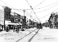 Interurban, Marshall Michigan